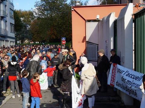 migrants Brest