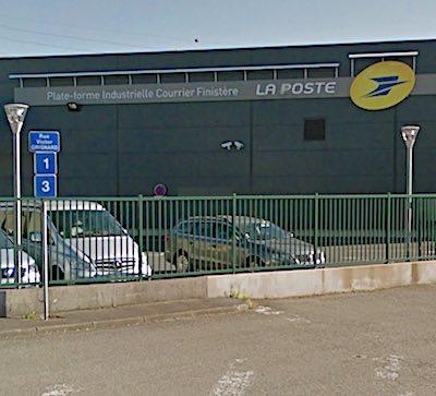 Poste Brest